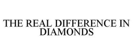 THE REAL DIFFERENCE IN DIAMONDS