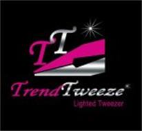 TT TREND TWEEZE LIGHTED TWEEZER