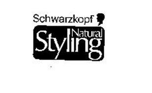 SCHWARZKOPF NATURAL STYLING