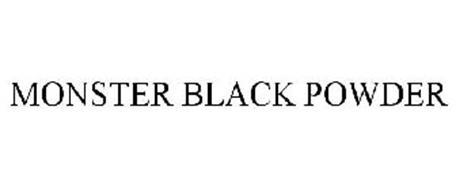 MONSTER BLACK POWDER