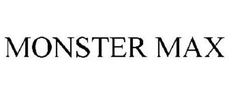 MONSTER MAX
