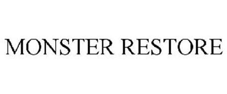 MONSTER RESTORE