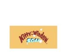 KITTY IN THE WINDOW SOAP