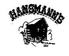 HANSMANN'S ESTABLISHED 1832