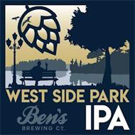 WEST SIDE PARK IPA BEN'S BREWING CO.