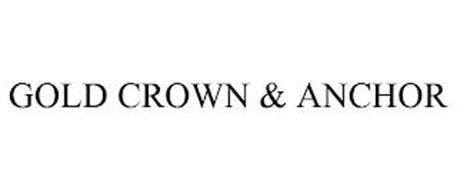 GOLD CROWN & ANCHOR