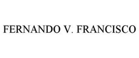 FERNANDO V. FRANCISCO