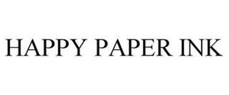 HAPPY PAPER INK