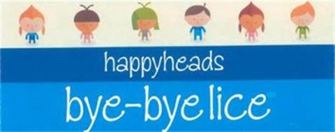 HAPPYHEADS BYE-BYE LICE