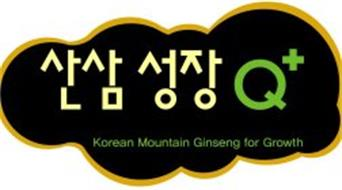 Q + KOREAN MOUNTAIN GINSENG FOR GROWTH