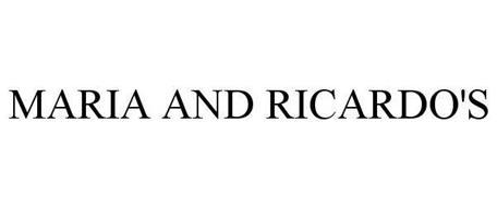 MARIA AND RICARDO'S