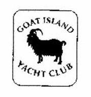 GOAT ISLAND YACHT CLUB