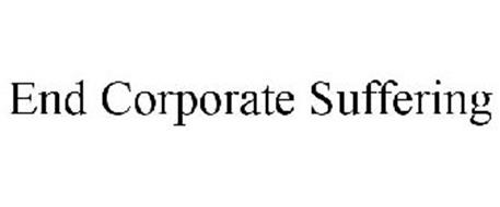 END CORPORATE SUFFERING