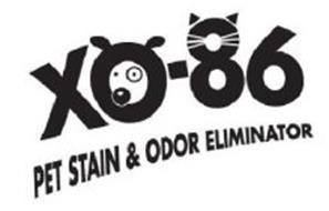 XO-86 PET STAIN & ODOR ELIMINATOR