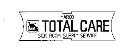 HARCO TOTAL CARE SICK ROOM SUPPLY SERVICE