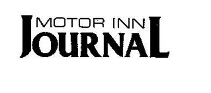 Motor inn journal trademark of harcourt brace jovanovich for Motor inn of algona inc algona ia