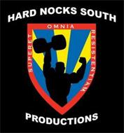 HARD NOCKS SOUTH PRODUCTIONS SUPERET OMNIA RESISTENTIAM