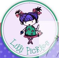 LILLI PICKLES