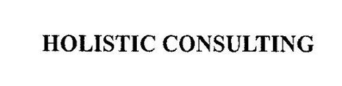 HOLISTIC CONSULTING