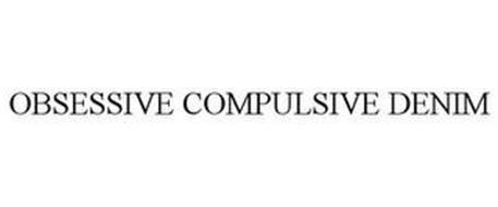 OBSESSIVE COMPULSIVE DENIM