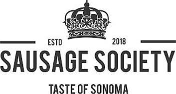 ESTD 2018 SAUSAGE SOCIETY TASTE OF SONOMA