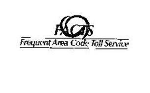 FACTS FREQUENT AREA CODE TOLL SERVICE