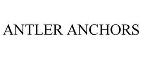 ANTLER ANCHORS