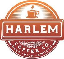 HARLEM COFFEE CO. DEEP RICH SMOOTH