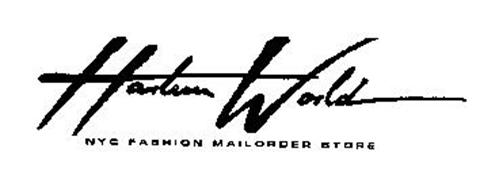 HARLEM WORLD NYC FASHION MAILORDER STORE