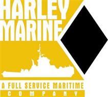 HARLEY MARINE A FULL SERVICE MARITIME COMPANY