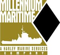 MILLENNIUM MARITIME A HARLEY MARINE SERVICES COMPANY