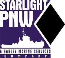 STARLIGHT PNW A HARLEY MARINE SERVICES COMPANY