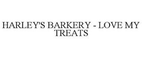 HARLEY'S BARKERY - LOVE MY TREATS