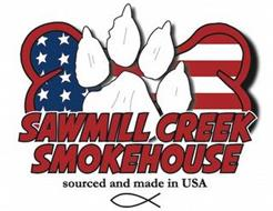 SAWMILL CREEK SMOKEHOUSE SOURCED AND MADE IN USA