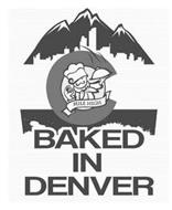 C MILE HIGH BAKED IN DENVER