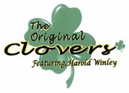 THE ORIGINAL CLOVERS FEATURING, HAROLD WINLEY