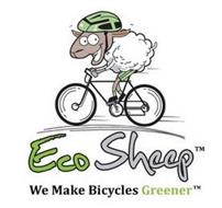 ECO SHEEP WE MAKE BICYCLES GREENER