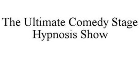 THE ULTIMATE COMEDY STAGE HYPNOSIS SHOW