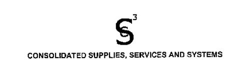CS3 CONSOLIDATED SUPPLIES, SERVICES ANDSYSTEMS
