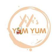 YAYA'S YUM YUM ICED TEA
