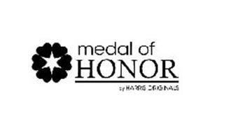 MEDAL OF HONOR BY HARRIS ORIGINALS