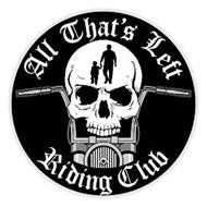 ALL THAT'S LEFT RIDING CLUB