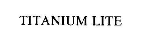 TITANIUM LITE
