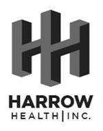 HARROW HEALTH | INC.