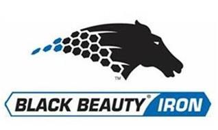 BLACK BEAUTY IRON