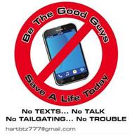 BE THE GOOD GUYS SAVE A LIFE TODAY NO TEXTS... NO TALK NO TAILGATING... NO TROUBLE HARTBTZ777@GMAIL.COM 3G 4G 9:47 AM