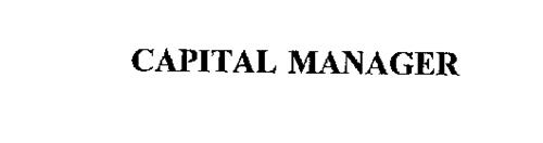 CAPITAL MANAGER