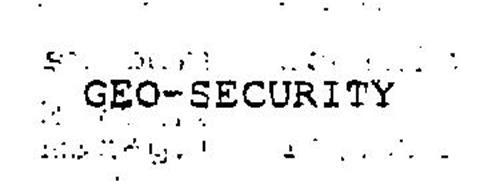 GEO-SECURITY