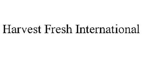 HARVEST FRESH INTERNATIONAL