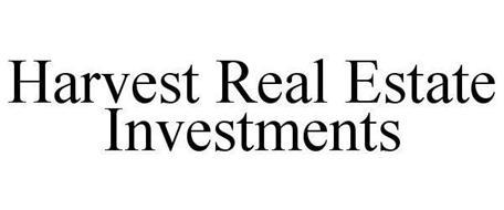 HARVEST REAL ESTATE INVESTMENTS